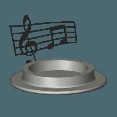 Pianoschoteltjes